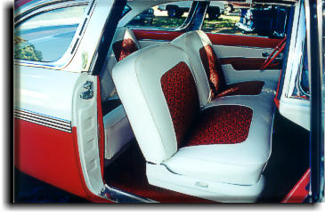 Welcome To Catalina Custom Upholstery Auto Upholstery Custom Original Interiors